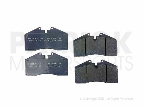 BRAKE PAD SET - FRONT / REAR - PAGID SPORT BLUE - PORSCHE CARRERA