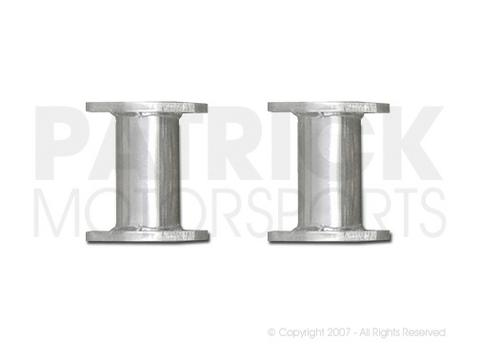 Muffler Street Adapter Set - 914-6 From collector flange to stock muffler flange