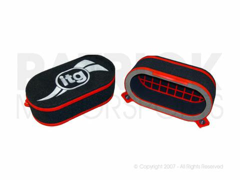 Engine Air Filter - ITG Megaflow JC30-80