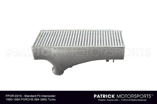 Charge Air Intercooler - 630 CI Full Width Type - (1978-1994) PORSCHE 911 / 930 / 964 / 965 Turbo