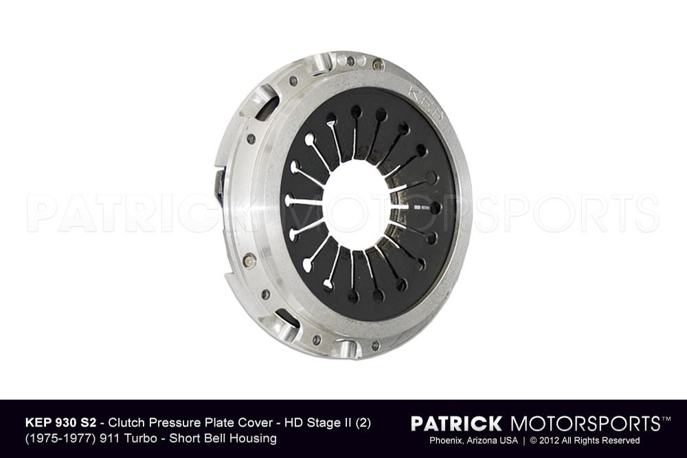 911 Turbo Early Clutch Pressure Plate KEP Stage 2
