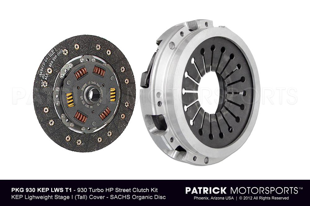 911 Turbo / 930 Sport Clutch Set - (1978-1988) PORSCHE 911 Turbo 3.3L / 930 4 Speed - Tall Stage 1