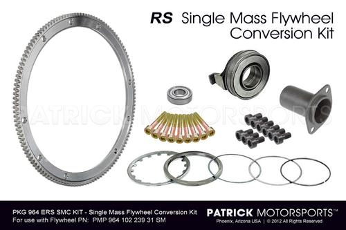 Double to Single Mass Flywheel Clutch Conversion Kit 964 993 996 997
