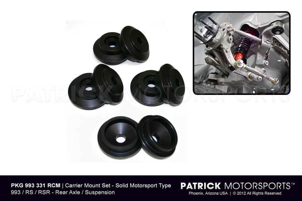 993 Rear Suspension Carrier Mount Set
