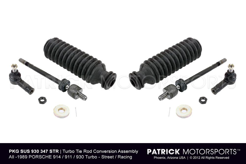 911 930 Turbo Tie Rod Conversion Assembly
