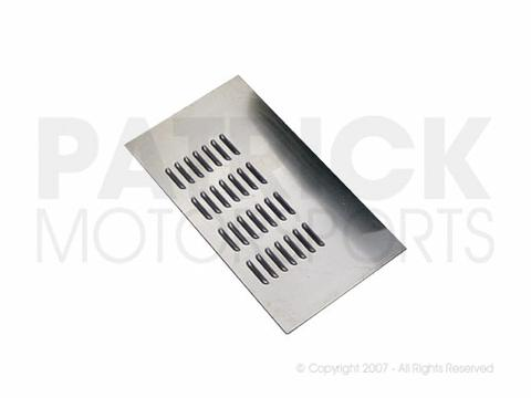 914 6 Lower Louvered Pan - Air Duct