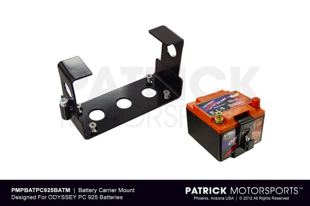 Battery Carrier Mount - Designed For ODYSSEY PC 925 Batteries