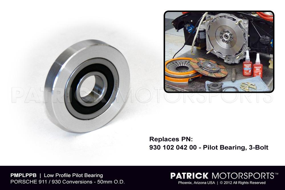 Pilot Bearing - Low Profile 50mm Conversion