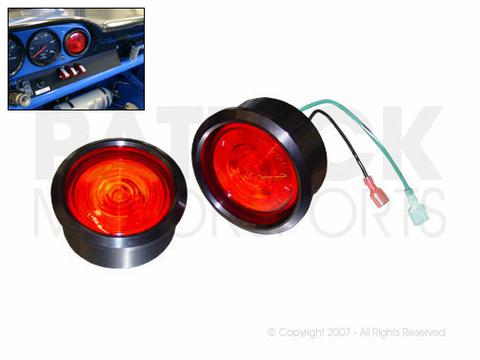Low Pressure Oil Indicator Gauge Warning Light  911 / 912 / 914 / 930 / 964 / 993