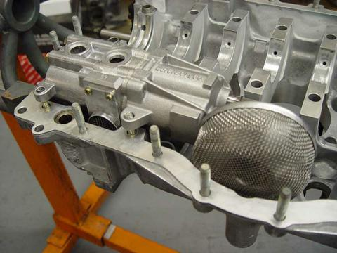 Engine Oil Pump - PORSCHE 911 GT2 / GT3 Cup / R / RS / Race Cars
