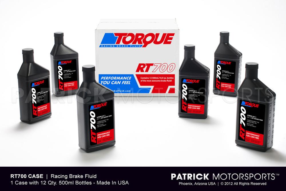 Brake Fluid - TORQUE Racing Brake Fluid - Case of 12
