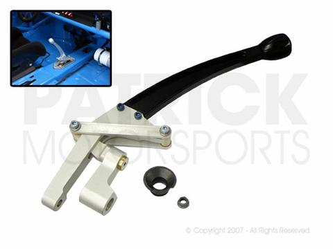 911 - G50 Short Shifter - Black Anodized