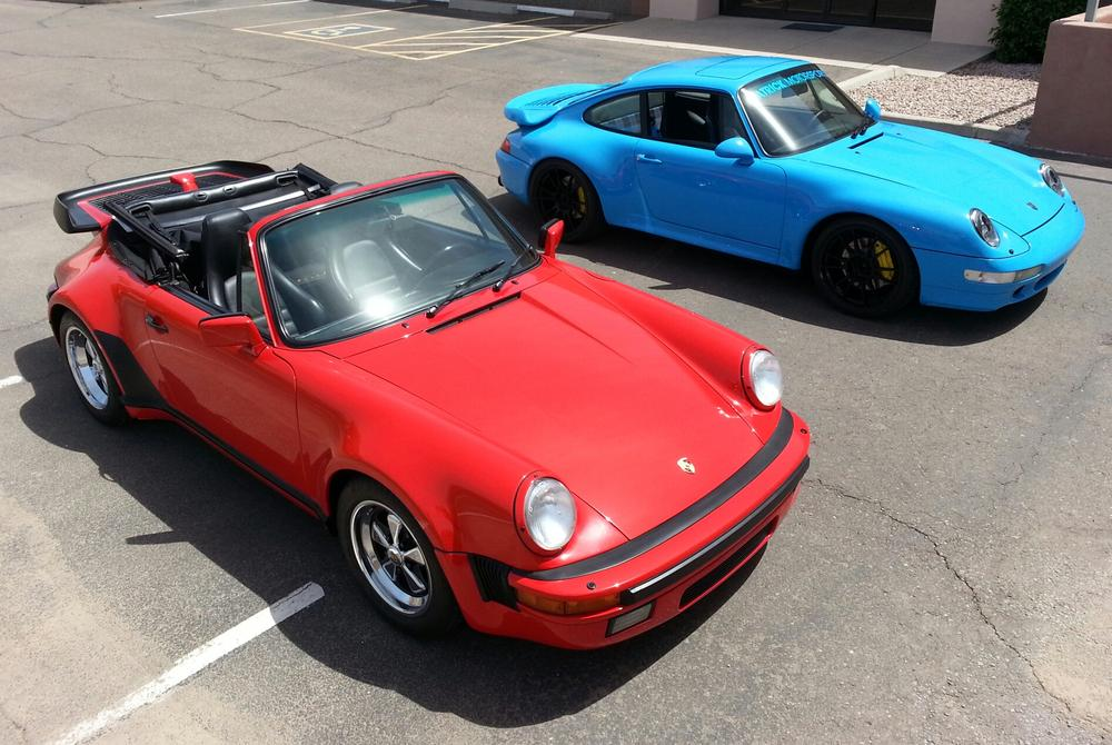 1989 PORSCHE 930 Turbo - 3.3L - G50-50 5 Speed - 14
