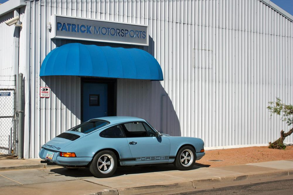 1973 911 To Rs Right Hand Drive 3 6l V Ram G50 Sbh By Patrick Motorsports Porsche Amp Mid