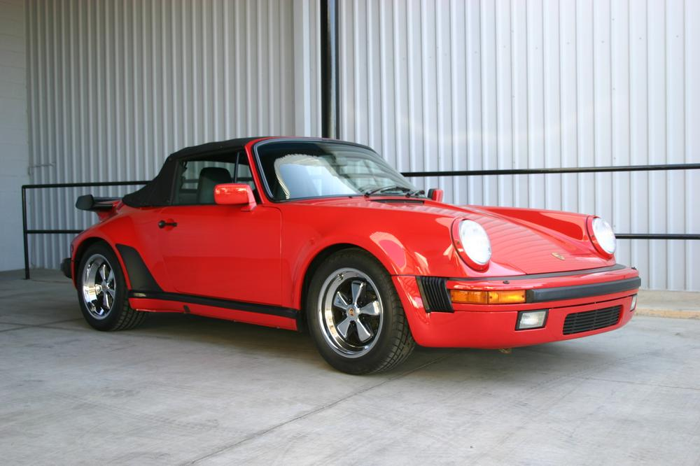 1989 PORSCHE 930 Turbo - 3.3L - G50-50 5 Speed - 02
