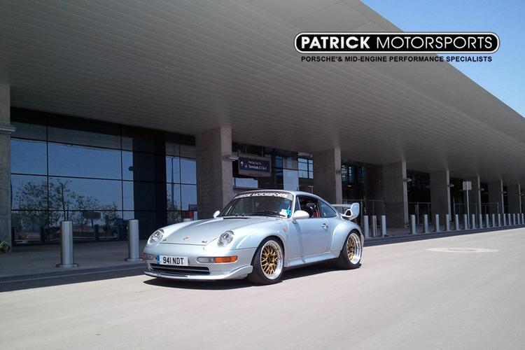 workshop projects by patrick motorsports porsche mid engine 993 gt2 lightweight