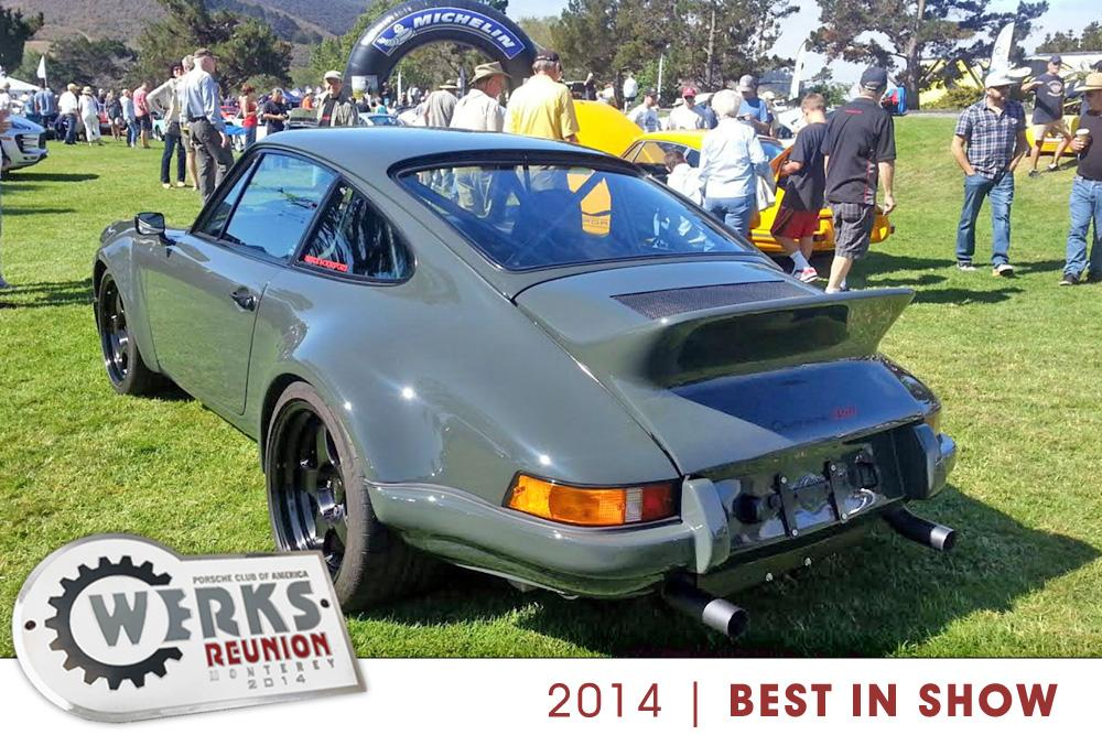 2014-WERKS-REUNION-BEST-OF-SHOW_73-911-RSR-REAR