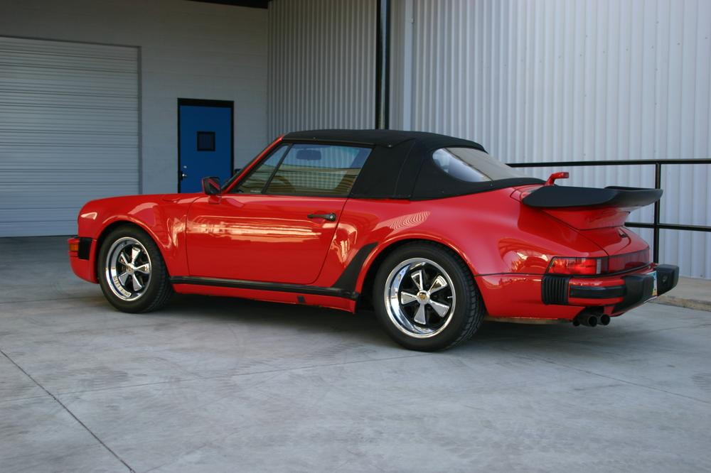 1989 PORSCHE 930 Turbo - 3.3L - G50-50 5 Speed - 04