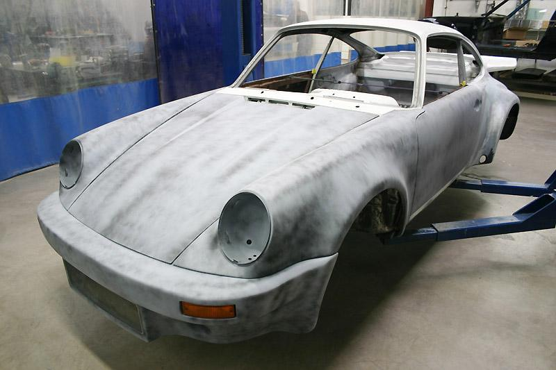 74 911 IROC JA body fit