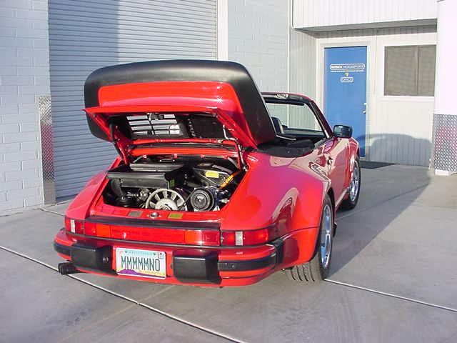 1989 PORSCHE 930 Turbo - 3.3L - G50-50 5 Speed - 08