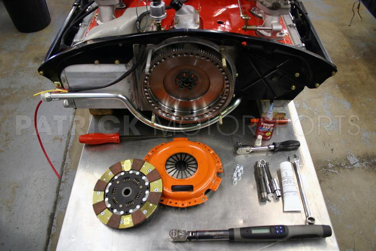 25-65-911-lightweight-clutch-install