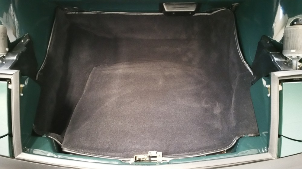 914-6 front carpet over GT cooler