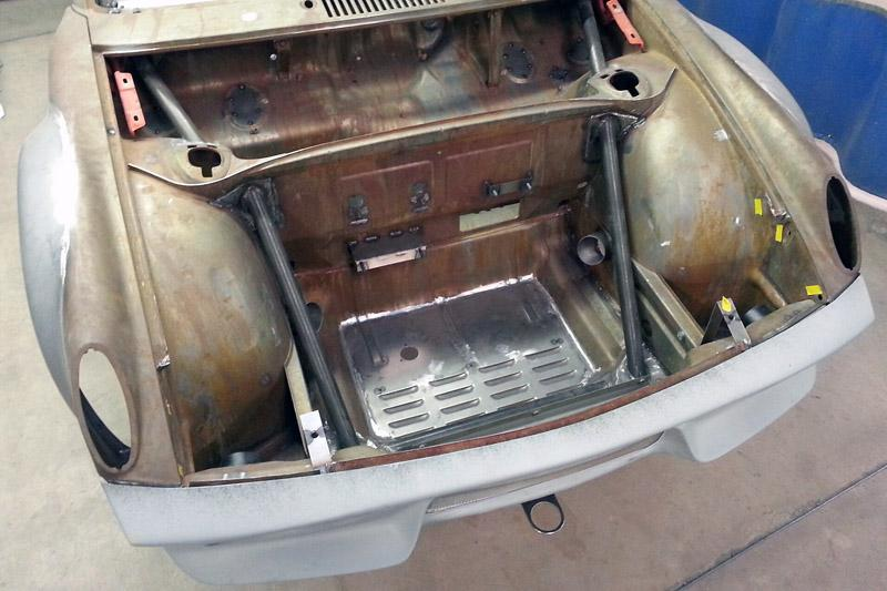 914-916 FRONT TRUNK SET UP