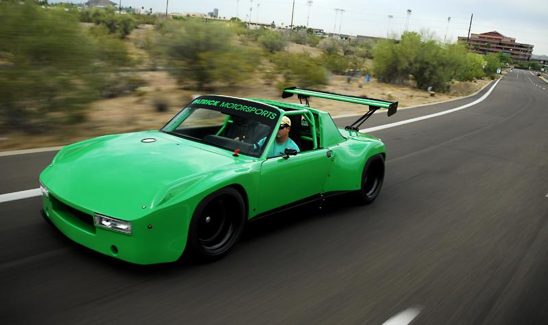 914 V-8 Blown Monster