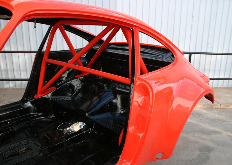 18 930 IROC rear qtr & cage