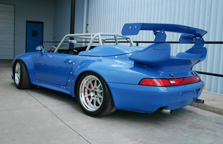 1995 993 Rsr Speedster 3 8l Motec Itb 6 Speed By