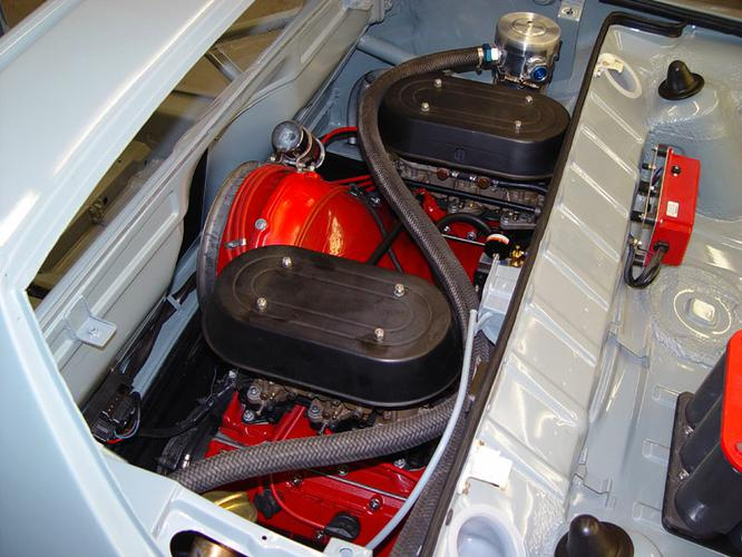 Crooker - Engine Installed Top
