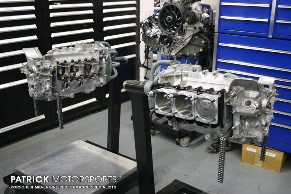 930 KH Engine Block Assembly