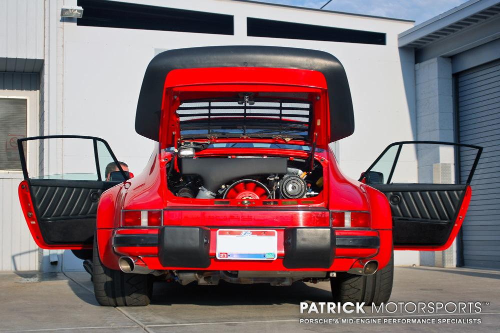1987 930 Turbo 3 4l Twin Plug Ignition By Patrick