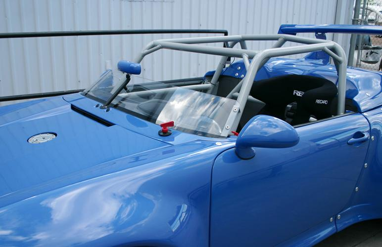 Speedster 993 RSR windscreen